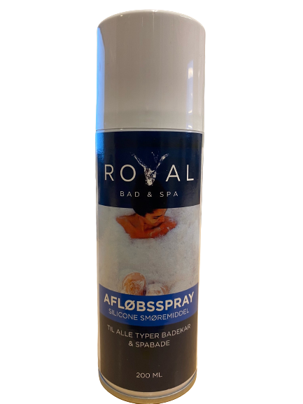 Royal afløbsspray 200 ml