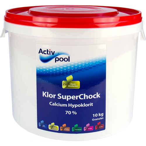 ActivPool SuperChock Calcium Hypoklorit 70% - 10 KG