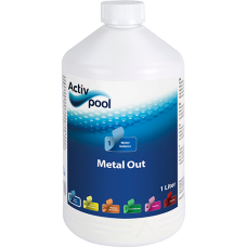 ActivPool Metal Out - 1 L
