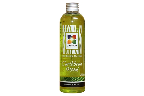 Passion wellness caribbean mood badeduft 250ml