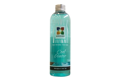 Passion wellness cool water badeduft 250ml