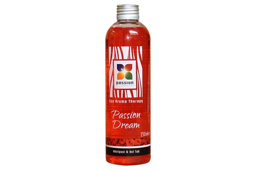 Passion wellness passionsdrøm badeduft 250ml